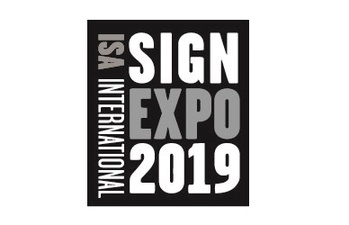 Isa Sign Expo 2019